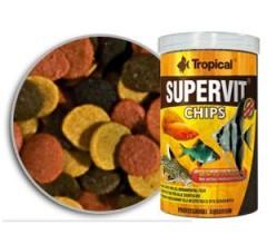 Tropical Premium Line Supervit Chips 100ml/52gr - chip affondanti multi-ingrediente