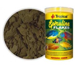 Tropical Premium Line Spirulina Flakes 100ml/20gr Mangime in scaglie con alghe spirulina 6%
