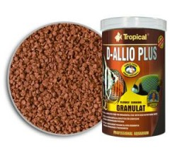 Tropical Professional Line D-Allio Plus Granulat 100ml/60gr - mangime granulare ricco di ingredienti, con aglio