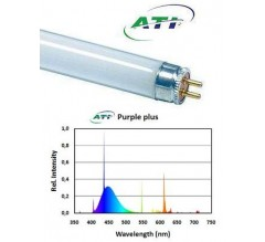 ATI Purple Plus 24 watt - Neon per Acquari Marini
