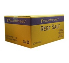 Aquaforest - Reef Salt cartone da 25kg